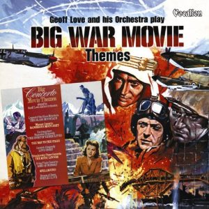 Big War Movie Themes & Big Concerto Movie Themes original soundtrack