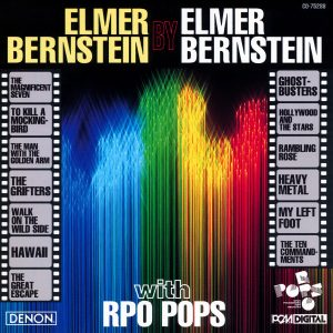 Elmer Bernstein By Elmer Bernstein original soundtrack