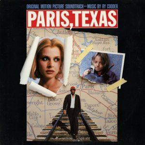 Paris, Texas original soundtrack