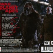 War For The Planet Of The Apes back