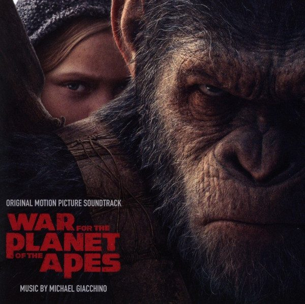 War For The Planet Of The Apes front