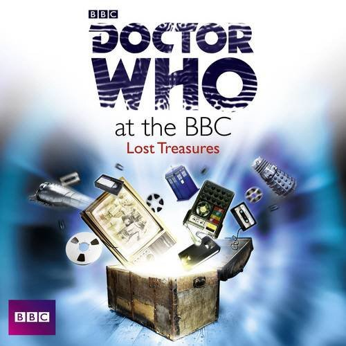 Doctor Who At The BBC: Lost Treasures original soundtrack