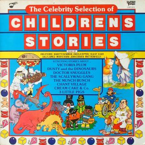 Celebrity Selection Of Children's Stories original soundtrack