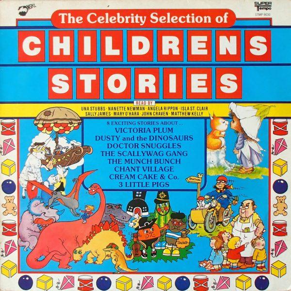 Celebrity Selection Of Children's Stories original soundtrack