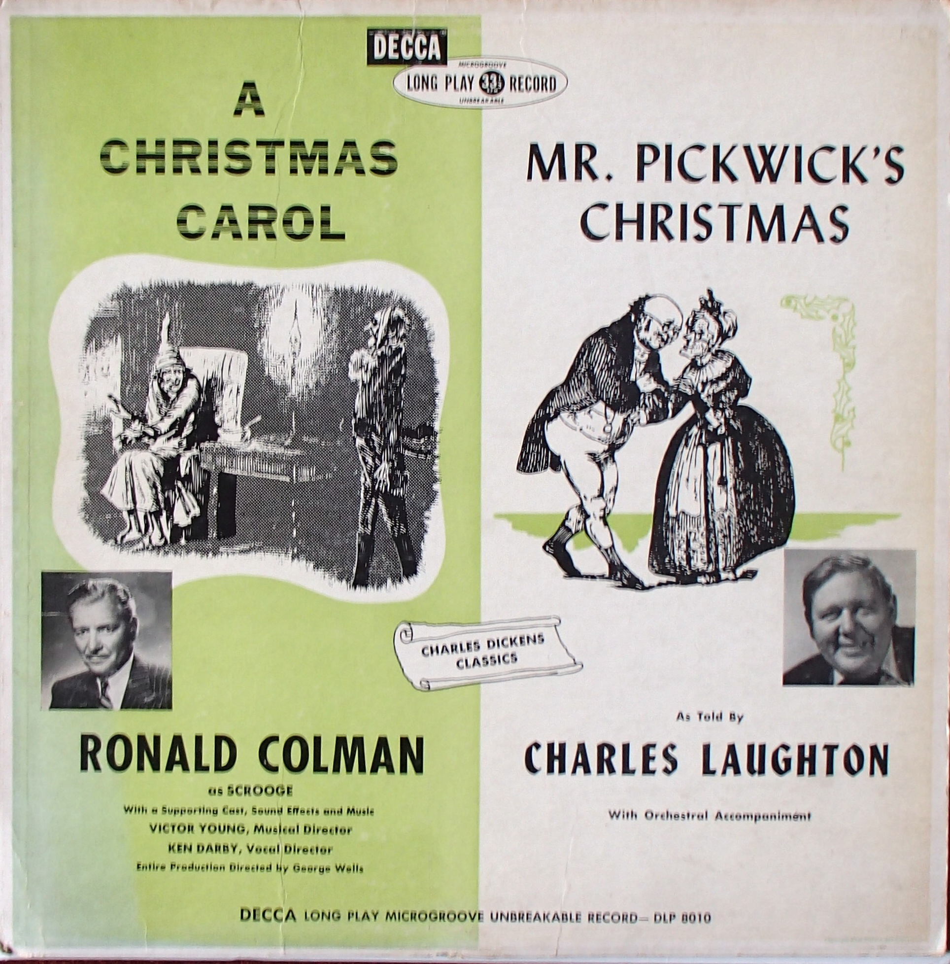 A Christmas Carol Soundtrack.Charles Dickens Classics A Christmas Carol Mr Pickwick S Christmas Original Soundtrack Buy It Online At The Soundtrack To Your Life
