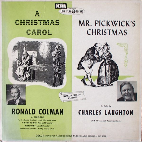 Charles Dickens Classics: A Christmas Carol & Mr. Pickwick's Christmas original soundtrack