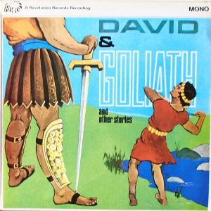 David & Goliath And Other Stories original soundtrack