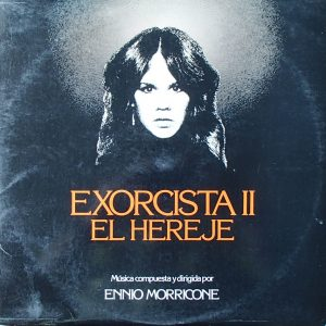 Exorcist II: The Heretic original soundtrack