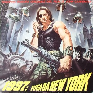 Escape From New York original soundtrack