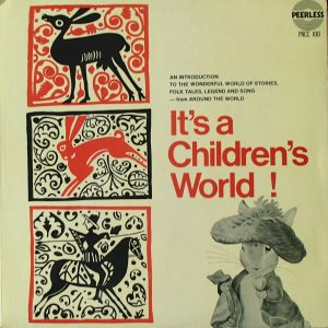 It's A Children's World! original soundtrack