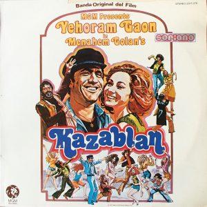 Kazablan original soundtrack