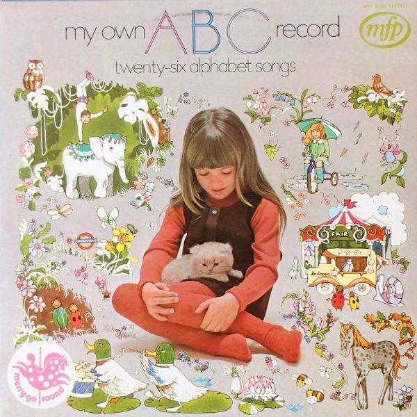 My Own ABC Record original soundtrack