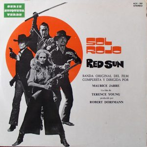 Soleil Rouge / Red Sun original soundtrack