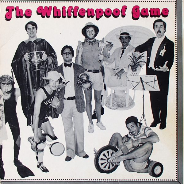 The Whiffenpoof Game original soundtrack