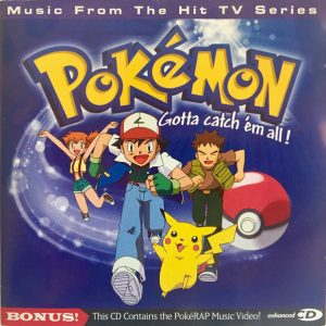 Pokémon - Gotta Catch 'Em All original soundtrack