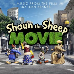 Shaun the Sheep Movie original soundtrack