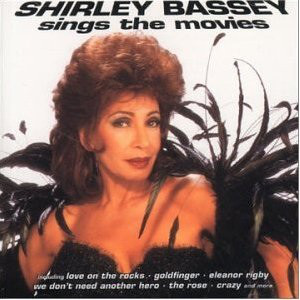 Shirley Bassey ‎– Sings The Movies