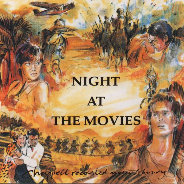 Night at the Movies original soundtrack