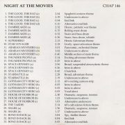 night at movies insert 1