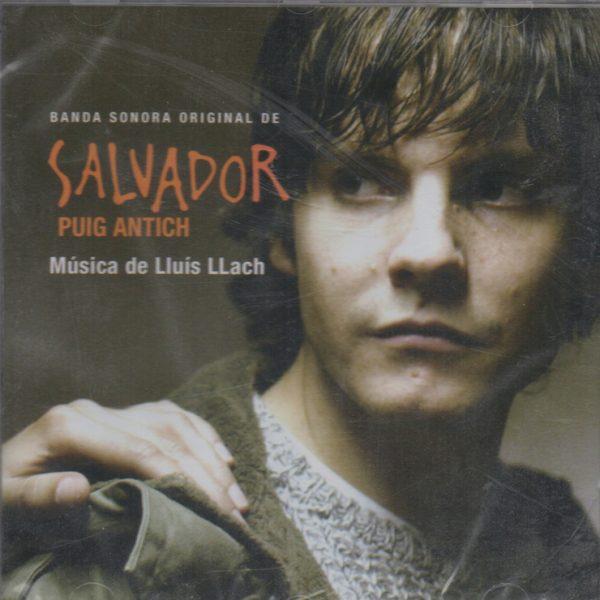 Salvador - Puig Antich cd