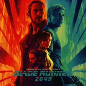 Hans Zimmer & Benjamin Wallfisch ‎– Blade Runner 2049 - Original Motion Picture Soundtrack