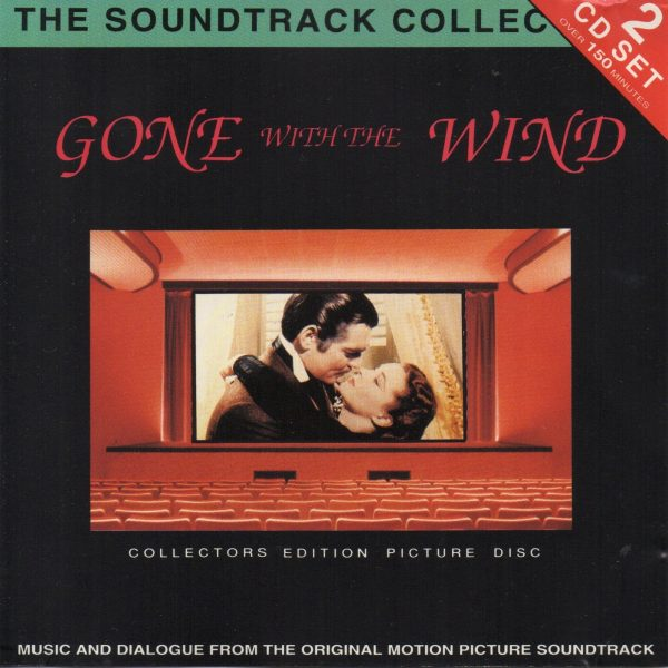 gone with the wind dialogue & music