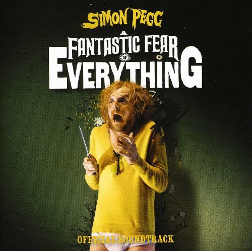 A Fantastic Fear of Everything CD