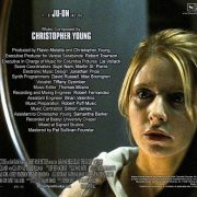 Christopher Young ‎– The Grudge (Original Motion Picture Soundtrack) back