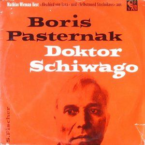 """Mathias Wieman liest """"Abschied von Lara"""" und """"Selbstmord Strelnikovs"""" aus Doktor Schiwago."""