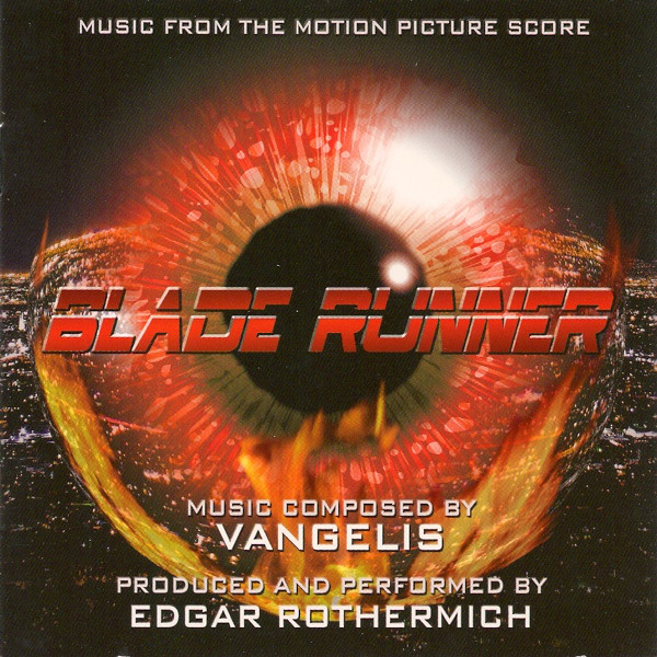 Edgar Rothermich ‎– Blade Runner- Music From The Motion Picture Score