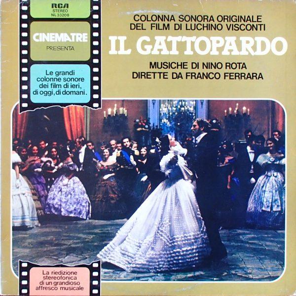 Nino Rota – Il Gattopardo: Colonna Sonora Originale Del Film