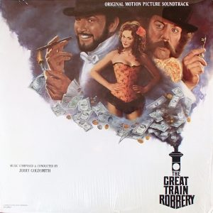 The Great Train Robbery (Original Motion Picture Soundtrack)