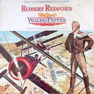 The Great Waldo Pepper. (Original Motion Picture Soundtrack)
