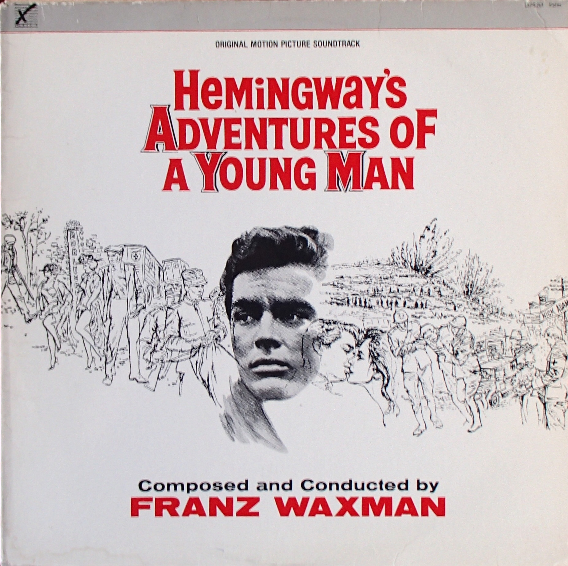 ac003d0b840 Hemingway s Adventures Of A Young Man (An Original Soundtrack Recording)