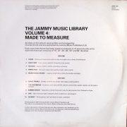 jammy music back