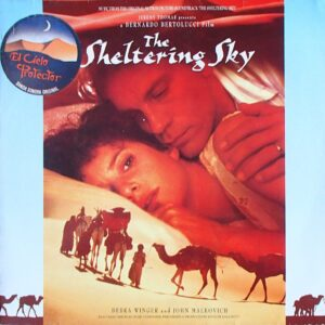 Ryuichi Sakamoto – The Sheltering Sky (Music From The Original Motion Picture Soundtrack)