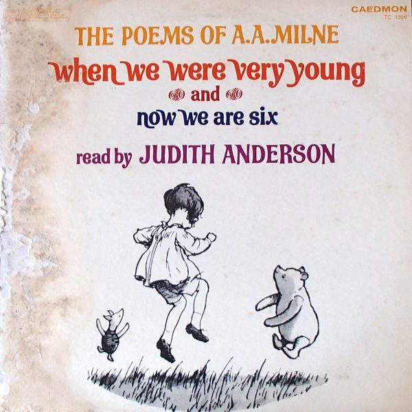 The Poems Of A. A. Milne - When We Were Very Young & Now We Are Six