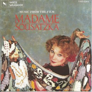 Madame Sousatzka (Music From The Film)