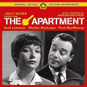 The Apartment + The Spirit of St. Louis Soundtrack