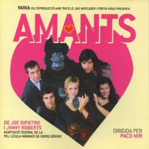Amants: cast recording
