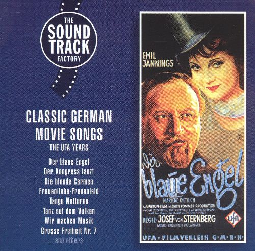 Classic German Movie Songs