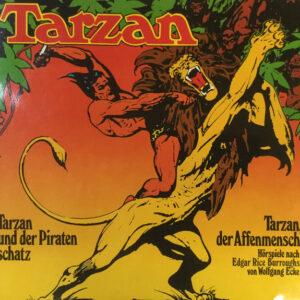 Tarzan Und Der Piratenschatz - Tarzan, Der Affenmensch