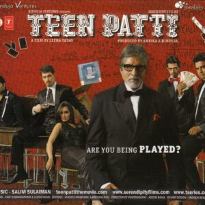Teen Patti bollywood soundtrack
