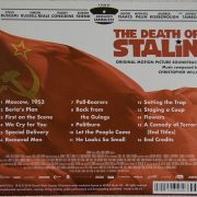 The Death Of Stalin (Original Motion Picture Soundtrack) back