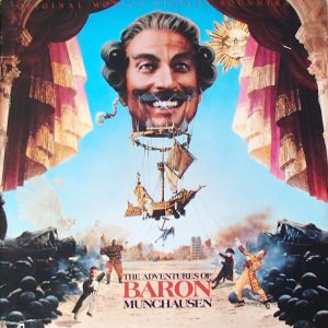 The Adventures Of Baron Munchausen (Original Soundtrack)
