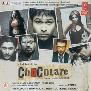 chocolate deep dark secrets pritam CD