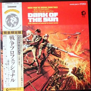Dark Of The Sun (Music From The Original Soundtrack)