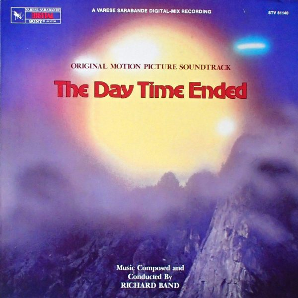 The Day Time Ended (Original Motion Picture Soundtrack)