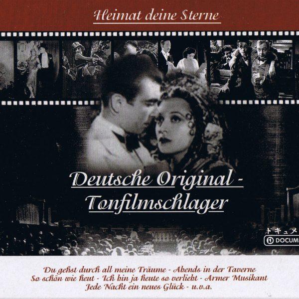 Deutsche Original-Tonfilmschlager Heimat, deine Sterne