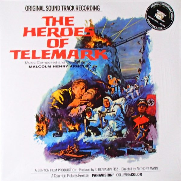 The Heroes Of Telemark: Original Sound Track Recording
